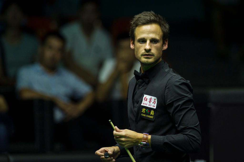 David Gilbert determined not to 'waste' another Snooker World Championship opportunity