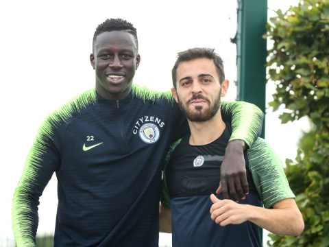 Benjamin Mendy likens Bernardo Silva to Pablo Picasso and declares midfielder 'part of my heart'
