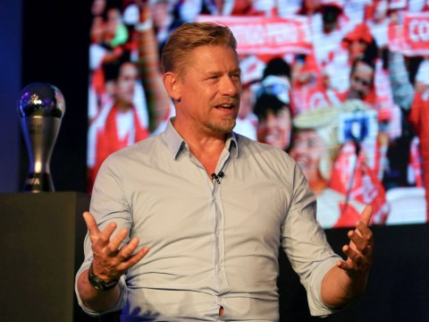 Peter Schmeichel hits out at former Man Utd boss Louis van Gaal as he reacts to Solskjaer appointment