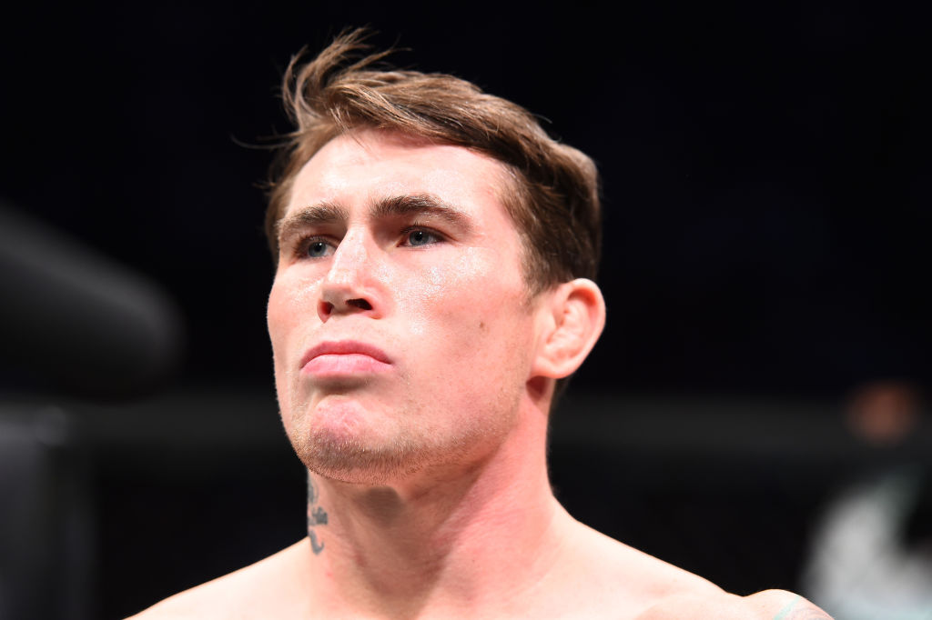 Darren Till plans to settle 'unfinished business' before challenging Conor McGregor at Anfield