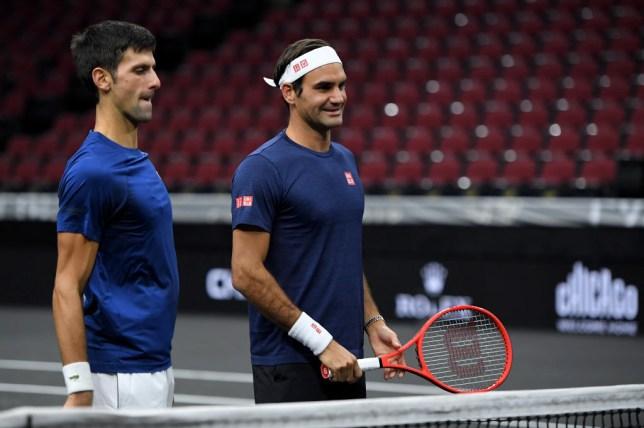 Roger Federer gives verdict on Novak Djokovic's latest bid to hold all four Grand Slam titles
