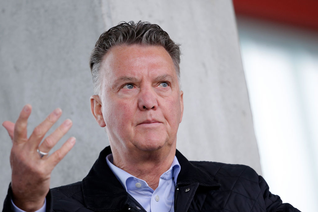 Louis van Gaal advises Matthijs de Ligt to snub Man Utd and sign for Barcelona or Man City