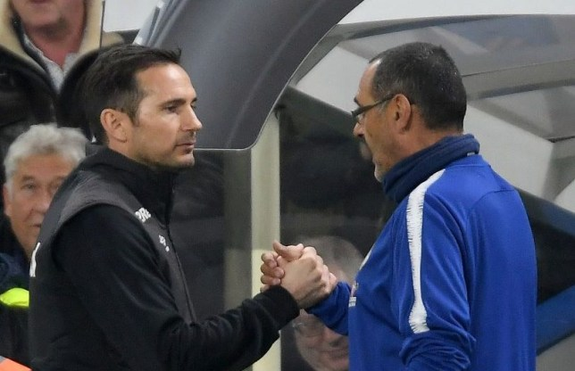 Image result for sarri lampard