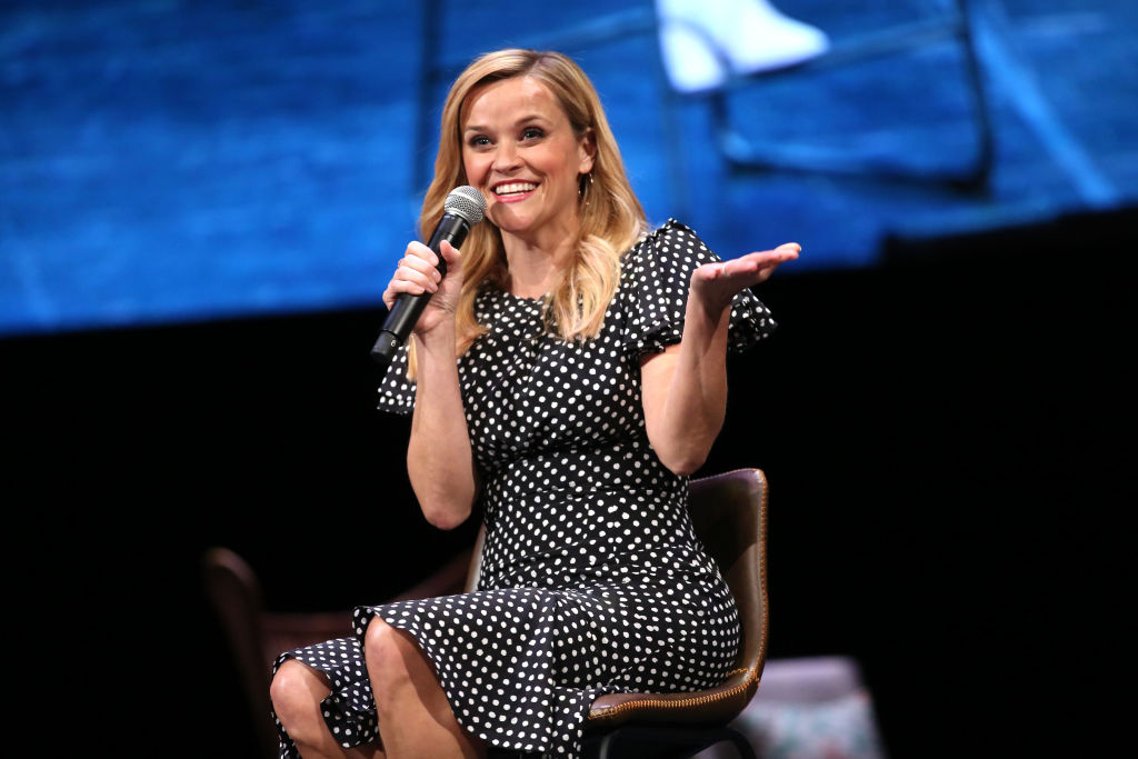 GettyImages-1061141212 Reese Witherspoon jokes she and Jennifer Garner are having 'imaginary babies' while mocking pregnancy rumours