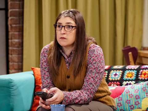 Mayim Bialik shares final video of empty dressing room as she says goodbye to The Big Bang Theory
