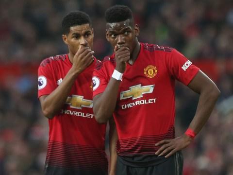 Ole Gunnar Solskjaer urges 'vital' Paul Pogba and Marcus Rashford to reject transfer offers