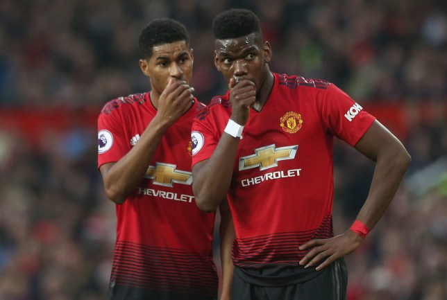 Marcus Rashford and Paul Pogba are 'vital' to Manchester United's future, says Ole Gunnar Solskjaer