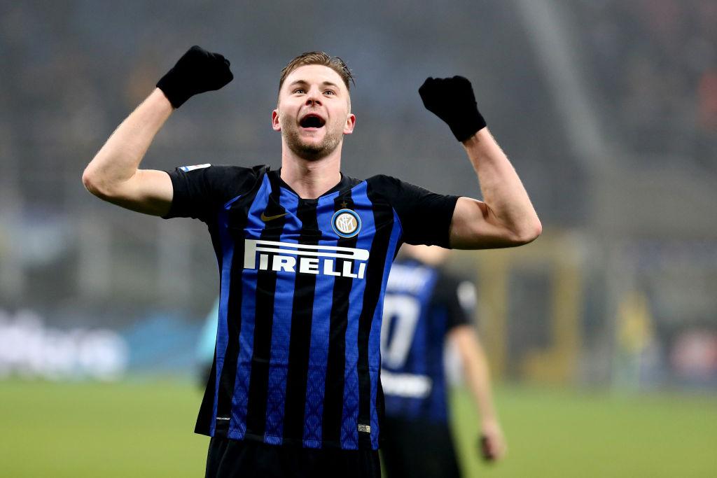 Real Madrid plotting summer move for Man United target Milan Skriniar