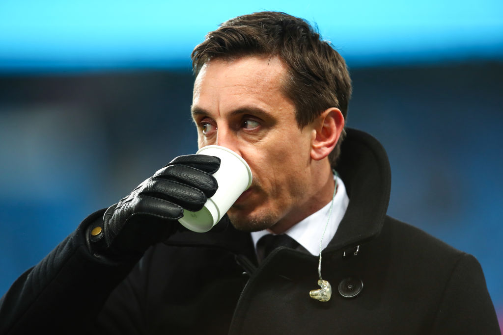 Gary Neville names four Manchester United players who won't be missed if they leave this summer