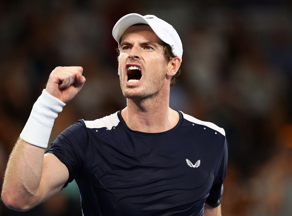 Andy Murray rates his chances of playing at Wimbledon this summer following hip surgery