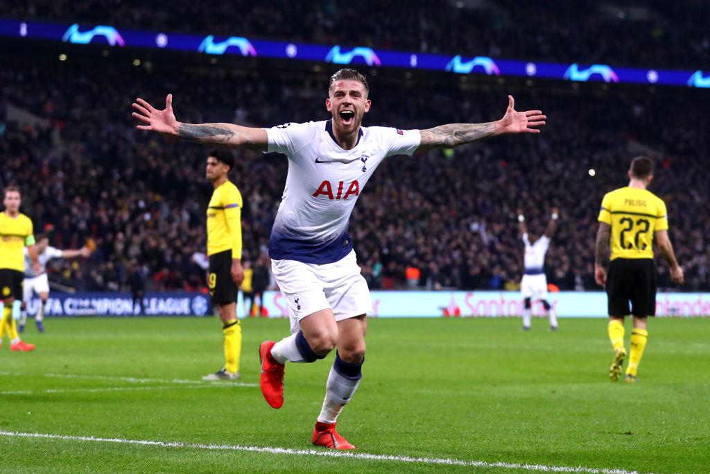 Tottenham preparing to lose Toby Alderweireld to Manchester United