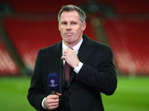 Jamie Carragher names the fixture that will decide if Liverpool or Man City win the Premier League