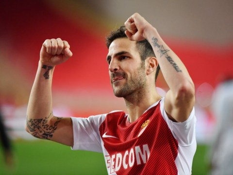 Cesc Fabregas names three Chelsea heroes and two Arsenal legends in his dream XI