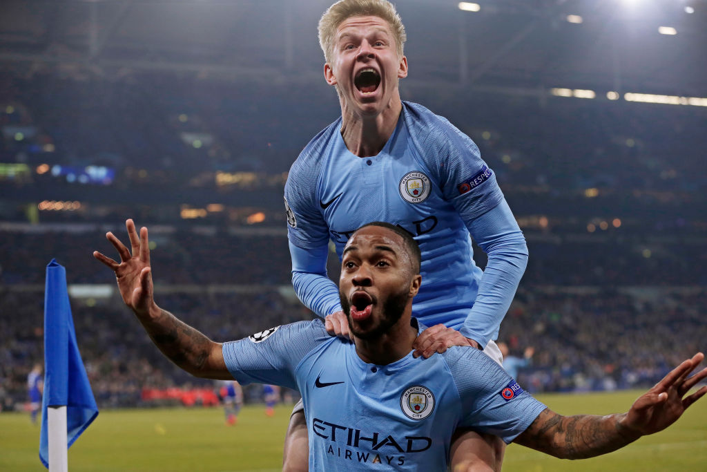 Man City vs Schalke TV channel, live stream, kick-off time, odds and team news