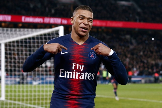 PSG star Kylian Mbappe is wanted by Real Madrid in £240m deal