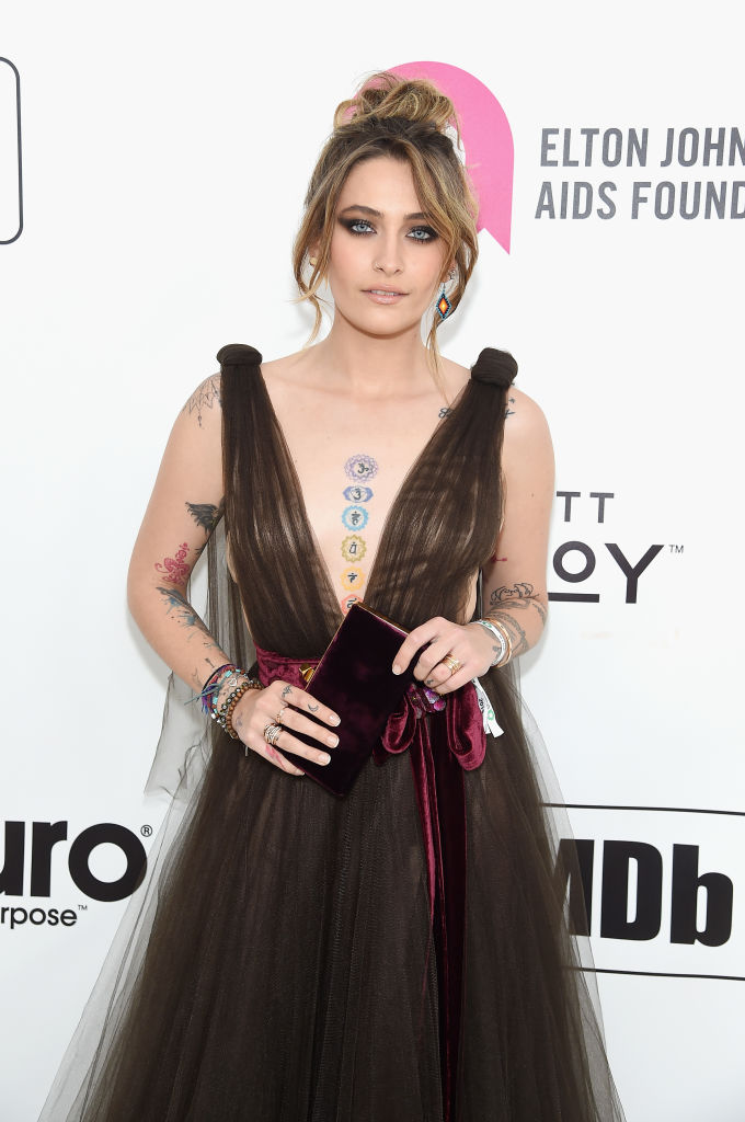 Paris Jackson defends dad Michael and says he has a 'good heart' after Leaving Neverland controversy