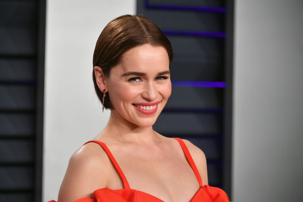 Game Of Thrones' Emilia Clarke shares supportive message to fan ahead of London Marathon because she's a queen