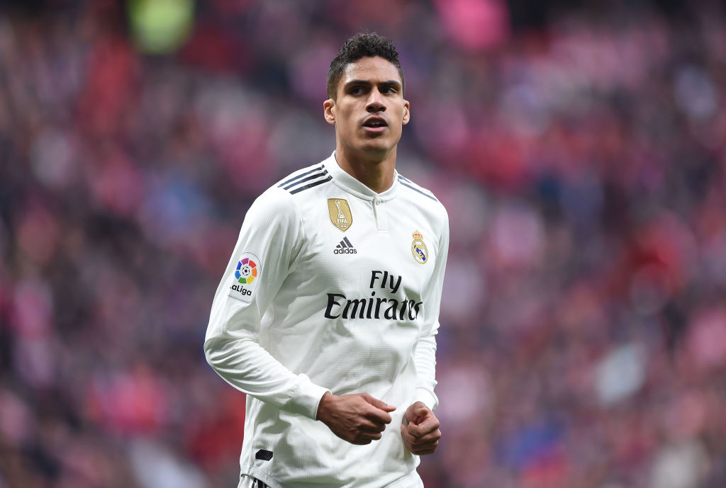 Manchester United bound? Raphael Varane ready to quit Real Madrid