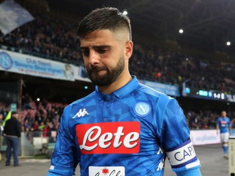 Lorenzo Insigne's father speaks out amid Manchester United transfer speculation
