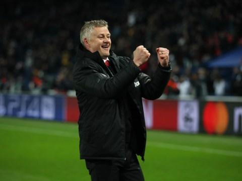 Ole Gunnar Solskjaer believes struggling Manchester United star made huge breakthrough with performance against PSG