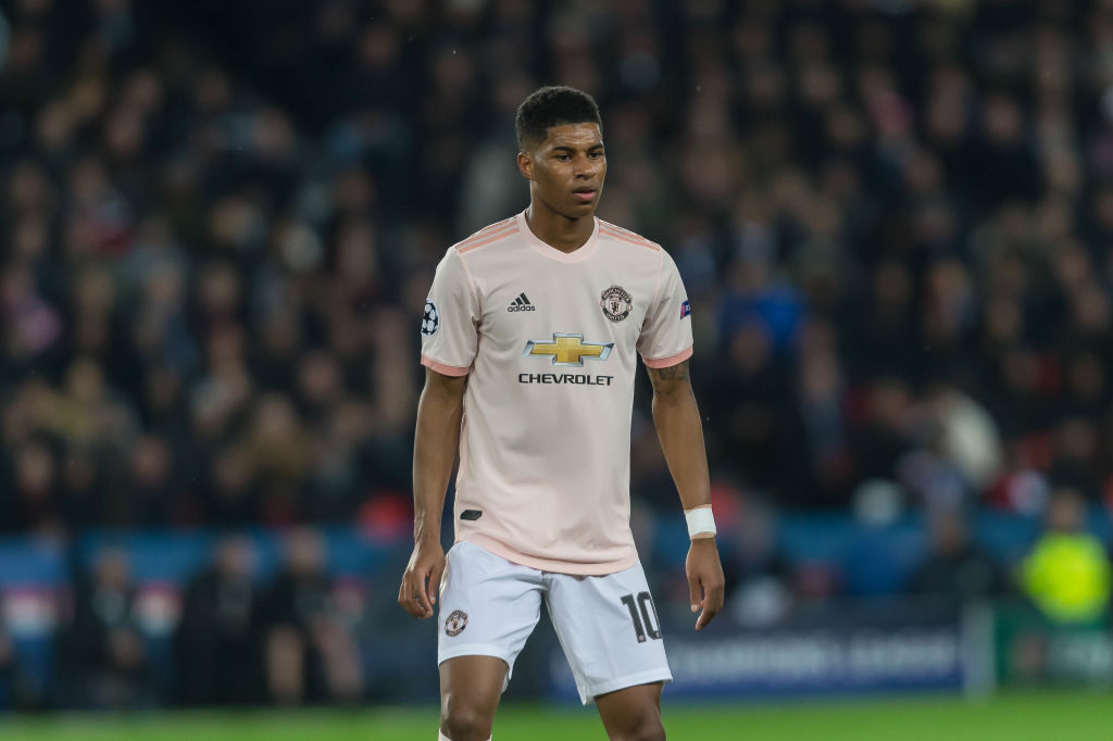 Barcelona ready to replace Luis Suarez with Marcus Rashford