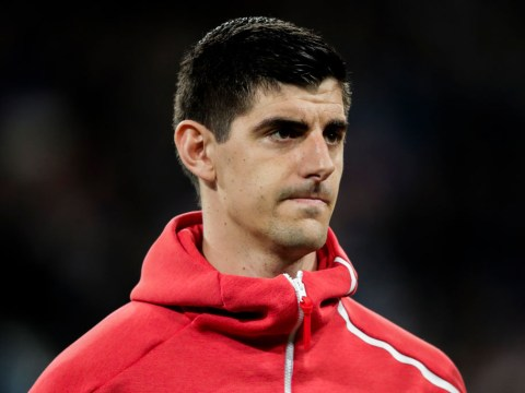 How Thibaut Courtois reacted to being dropped by Real Madrid