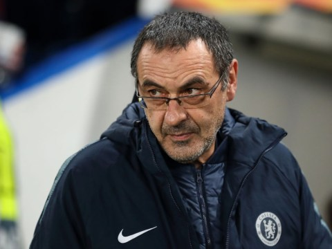 Kepa Arrizabalaga's refusal to be substituted can help Chelsea secure top four, says Maurizio Sarri
