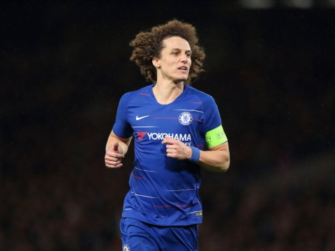 David Luiz sends message to Chelsea team-mates over Europa League bid