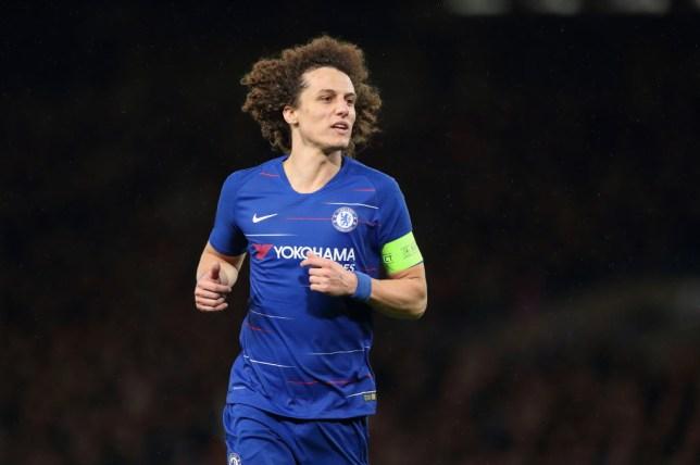 GettyImages-1129241643 David Luiz sends message to Chelsea team-mates over Europa League bid
