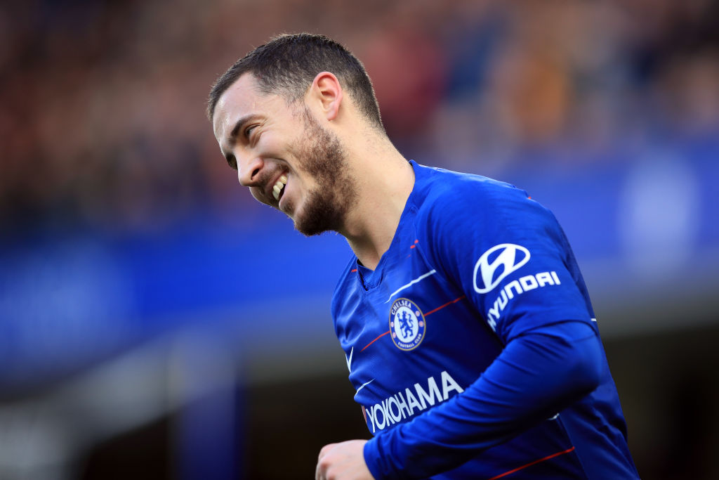 Chelsea players 'afraid' Eden Hazard might leave amid fresh Real Madrid rumours