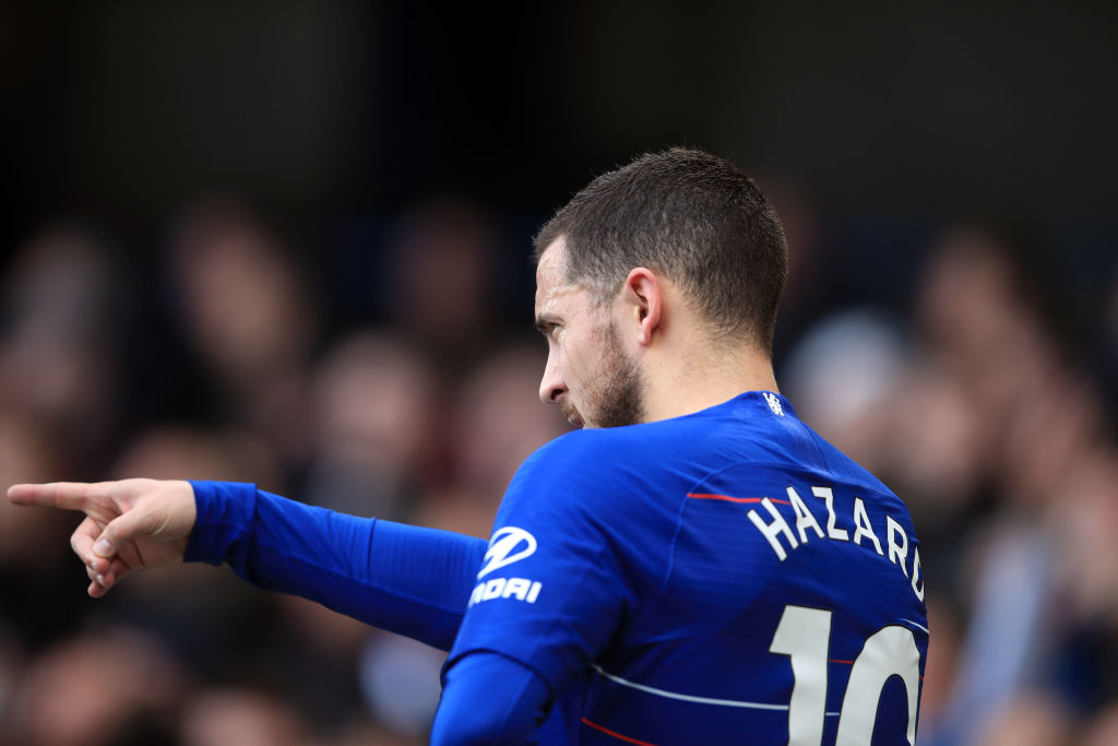 Chelsea news: Eden Hazard and N'Golo Kante are both wanted by Real Madrid