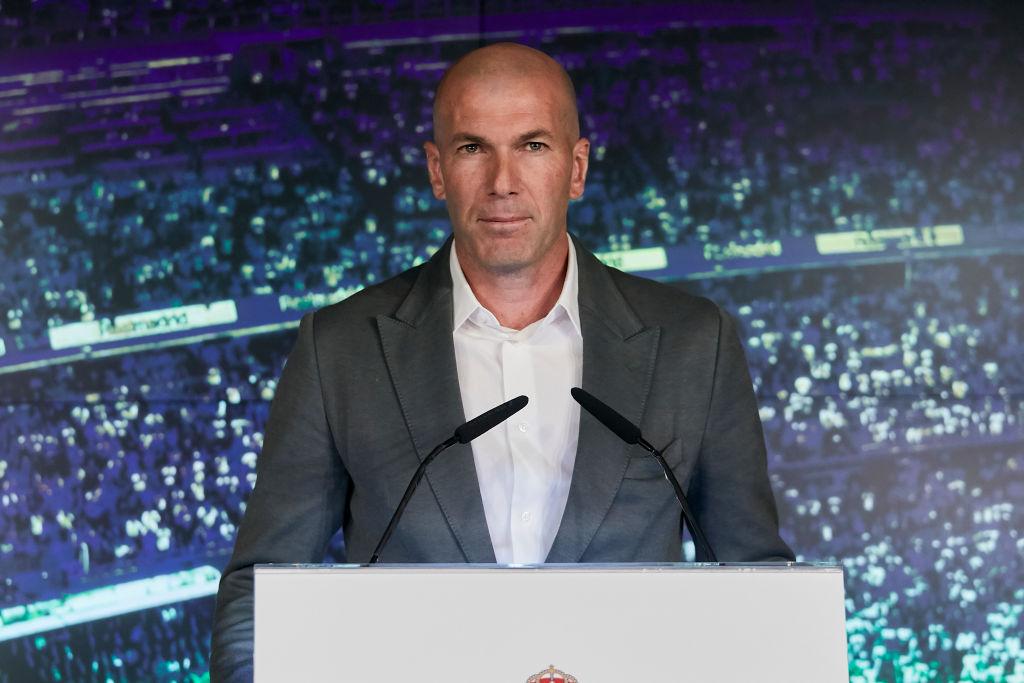 Zinedine Zidane is looking to overhaul Madrid's squad this summer