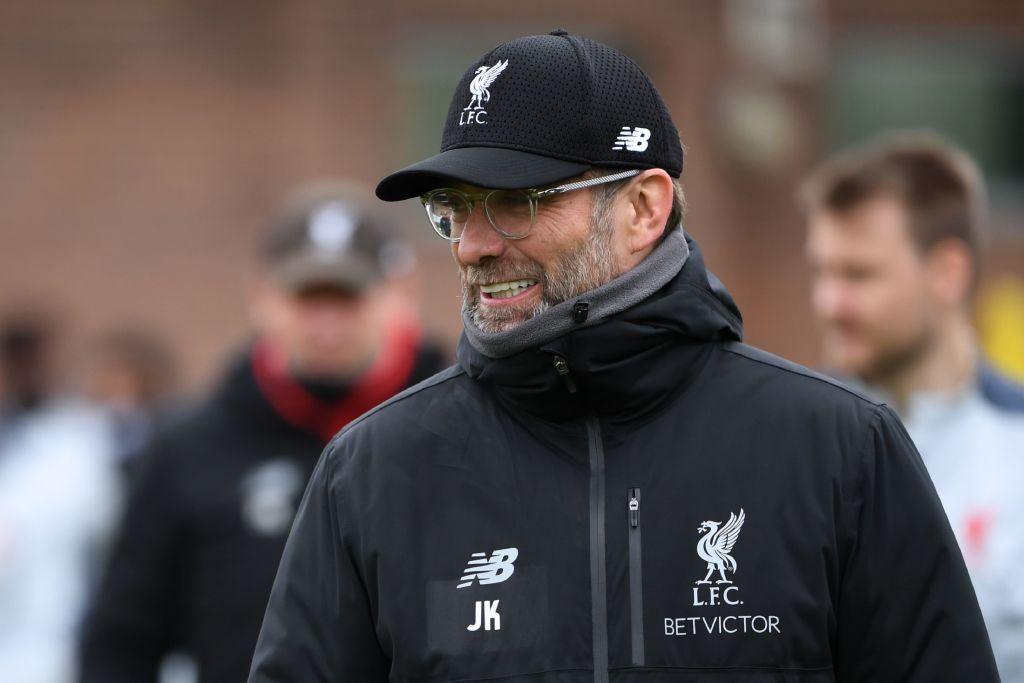 Trent Alexander-Arnold returns to Liverpool training ahead of Bayern Munich clash
