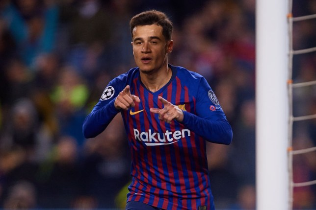 fda4026ae7f Barcelona could offload eleven players in summer transfers including  Philippe Coutinho and Samuel Umtiti