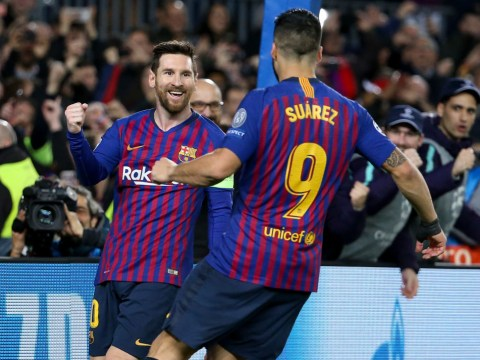 Barcelona squad desperate to avoid two teams in Champions League quarter-finals