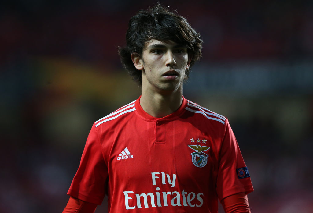 Joao Felix responds to Manchester United and Chelsea transfer interest