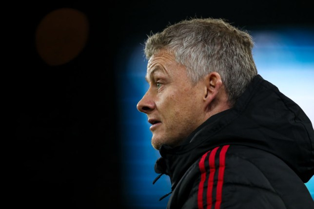 Man Utd boss Ole Gunnar Solskjaer in furious dressing room rant at players