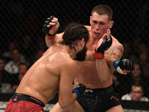Jorge Masvidal reveals what he told Darren Till after knocking him out at UFC London