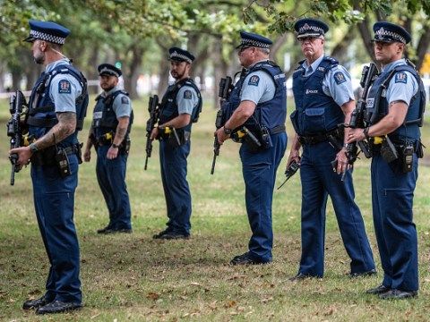 What are the New Zealand gun laws compared to America?