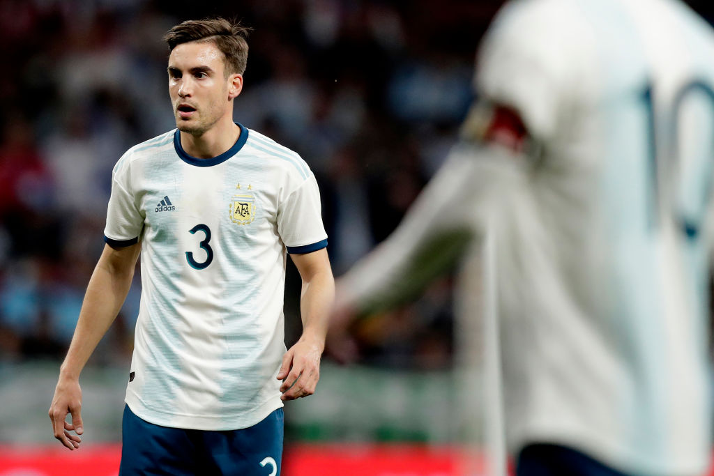 GettyImages-1132016053 Tottenham join Arsenal in transfer race for Ajax defender Nicolas Tagliafico