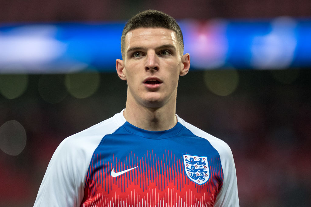 Manuel Pellegrini admits Manchester United target Declan Rice is available for the right price