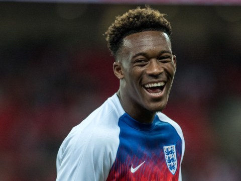 Manchester United believe Callum Hudson-Odoi is ready for top level football – unlike Maurizio Sarri