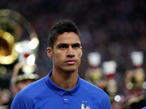 Manchester United prepared to pay £100m for Raphael Varane if defender decides to quit Real Madrid