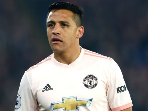 Manchester United reject Ole Gunnar Solskjaer's concerns about Alexis Sanchez