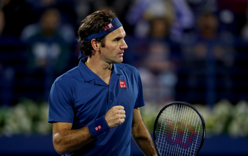 Roger Federer's century another reminder of his enduring greatness