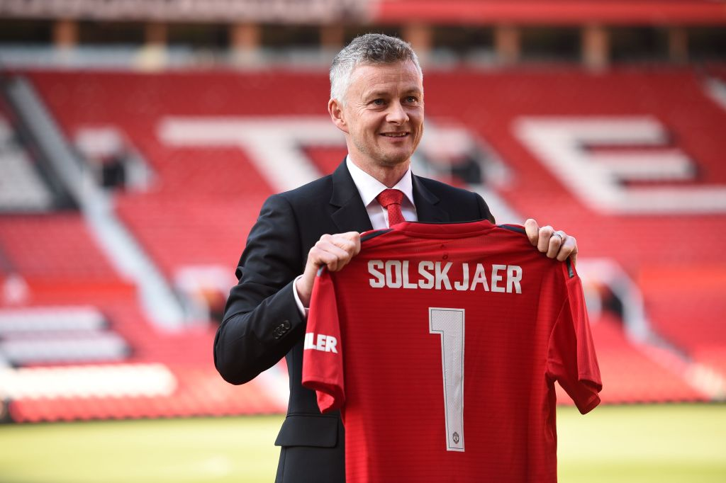 When Ole Gunnar Solskjaer convinced the Glazer family he was the right man to replace Jose Mourinho