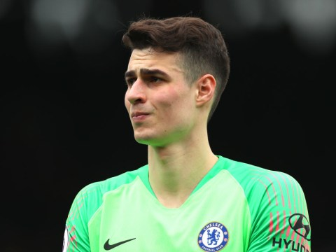 Kepa Arrizabalaga reveals David de Gea's warning after completing £72m Chelsea transfer