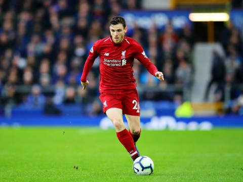 Why Liverpool's Andy Robertson has pulled out of Scotland squad for Euro 2020 qualifier