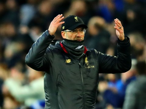 Paul Merson reveals the two decisions that prove Liverpool manager Jurgen Klopp is 'panicking'