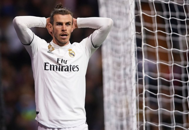 Gareth Bale's future at Real Madrid is in jeopardy (Picture: Getty)